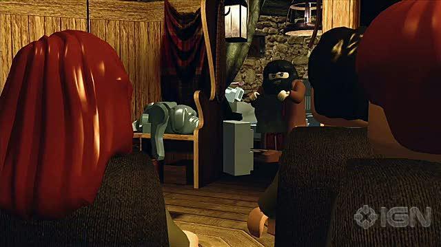 LEGO Harry Potter X360 - E3 2010 Spellbinding Characters