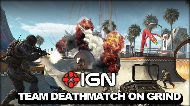 Call of Duty Black Ops 2 - Revolution DLC - Team Deathmatch on Grind