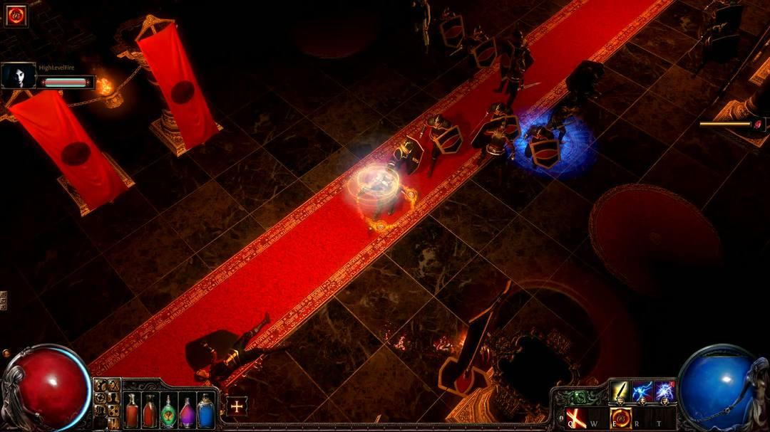 Path of Exile Multiplayer Clip 1