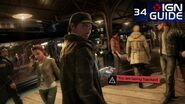 Watch Dogs Walkthrough - Act 4, Mission 03 The Rat's Lair
