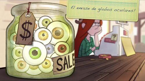 Gravity Falls - Articulos Raros De La Cabana Del Misterio