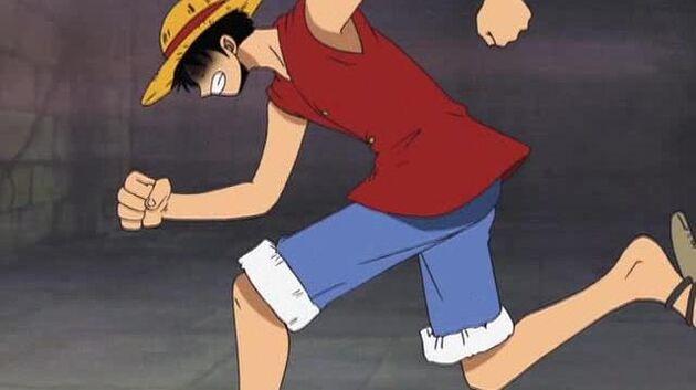 One Piece - Episode 58 - Showdown in the Ruins! Tense Zoro Vs