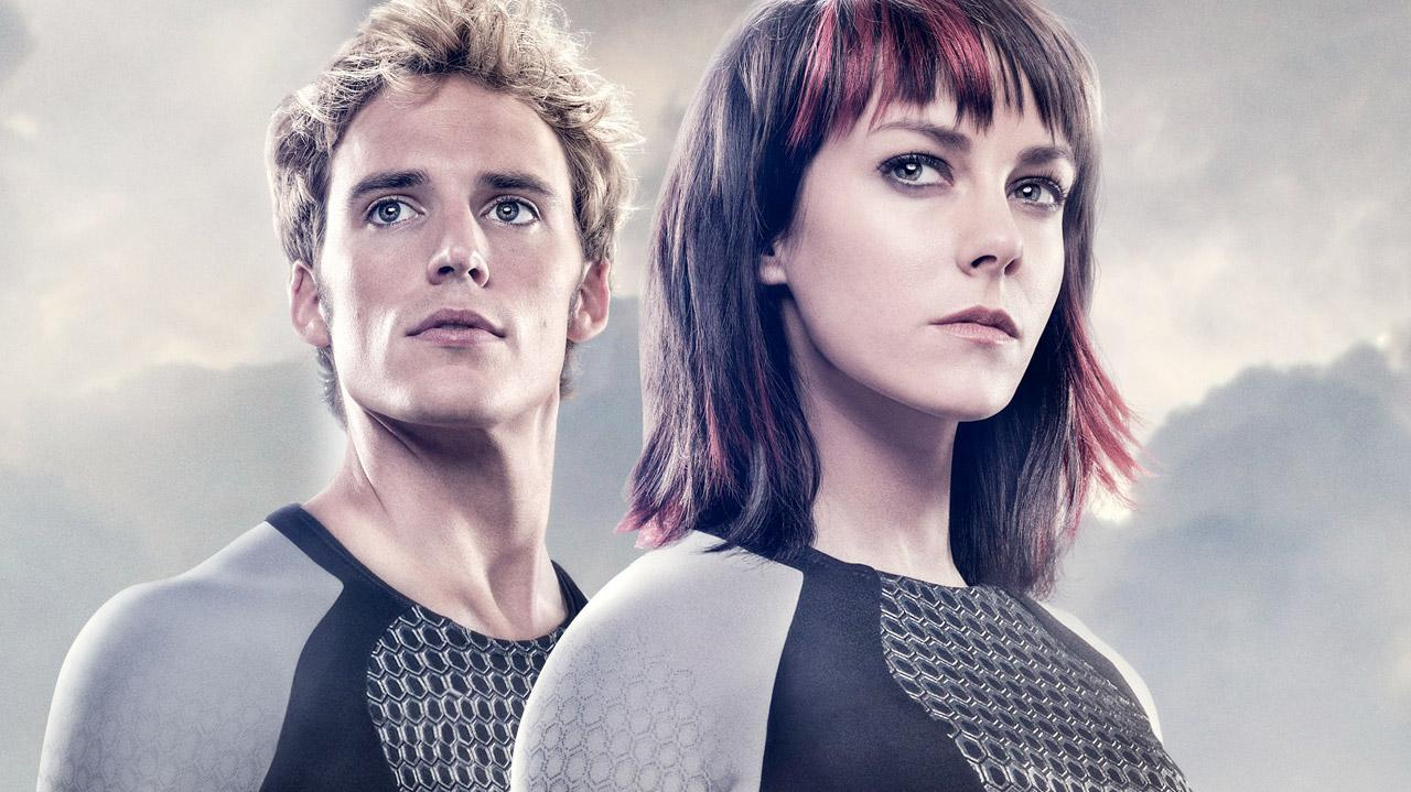 The Hunger Games Catching Fire - Sam Claflin and Jena Malone Interview
