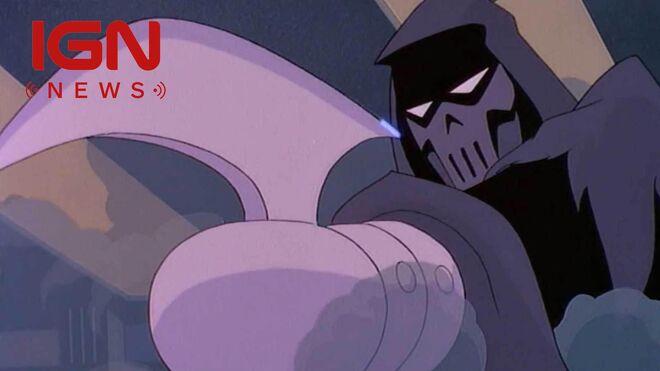 Batman Mask of the Phantasm Finally, Officially Coming to Blu-ray - IGN News