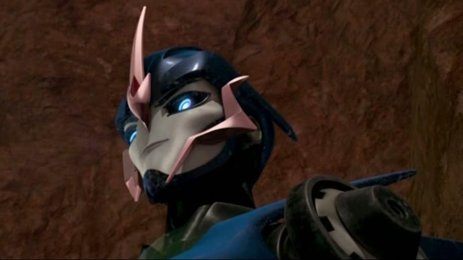 Transformers Prime - Arcee Unleashed Clip