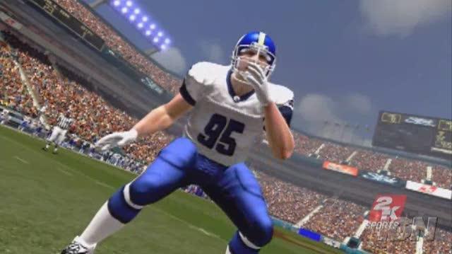 All-Pro Football 2K8 Xbox 360 Trailer - Sizzle Trailer