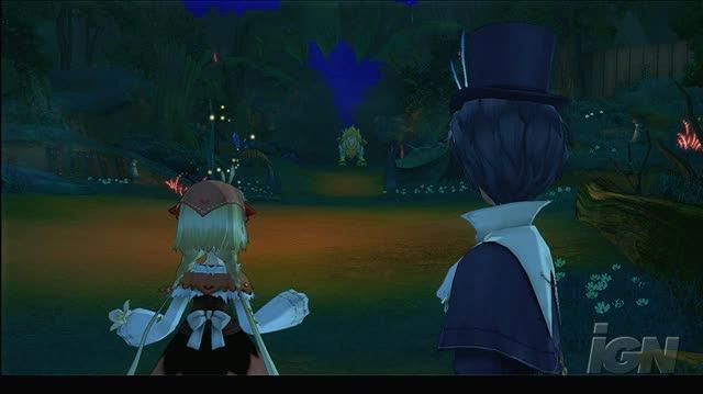 Eternal Sonata Xbox 360 Gameplay - Boss Fight