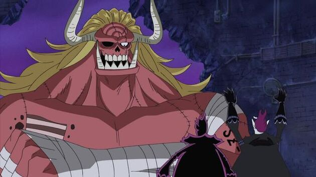 File One Piece - Episode 364 - Oars Roars! Come Out, Straw Hat Crew