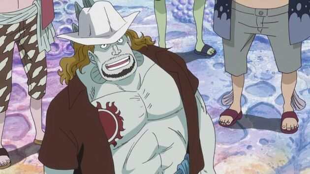 One Piece - Episode 545 - Shaking Fish-Man Island! a Celestial Dragon Drifts In!