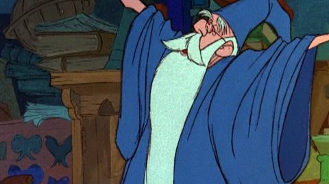 The Sword in the Stone (1963) - Clip Expected guest, post