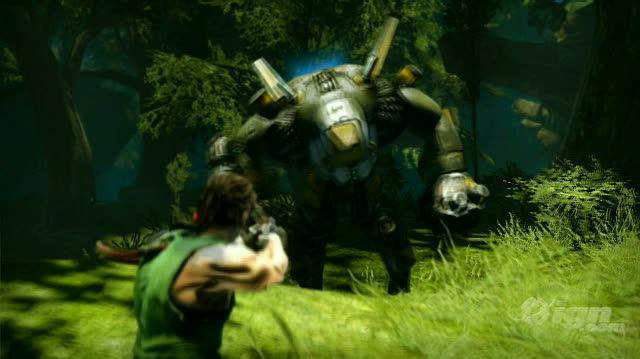 Bionic Commando Xbox 360 Trailer - Leap Into Action Trailer