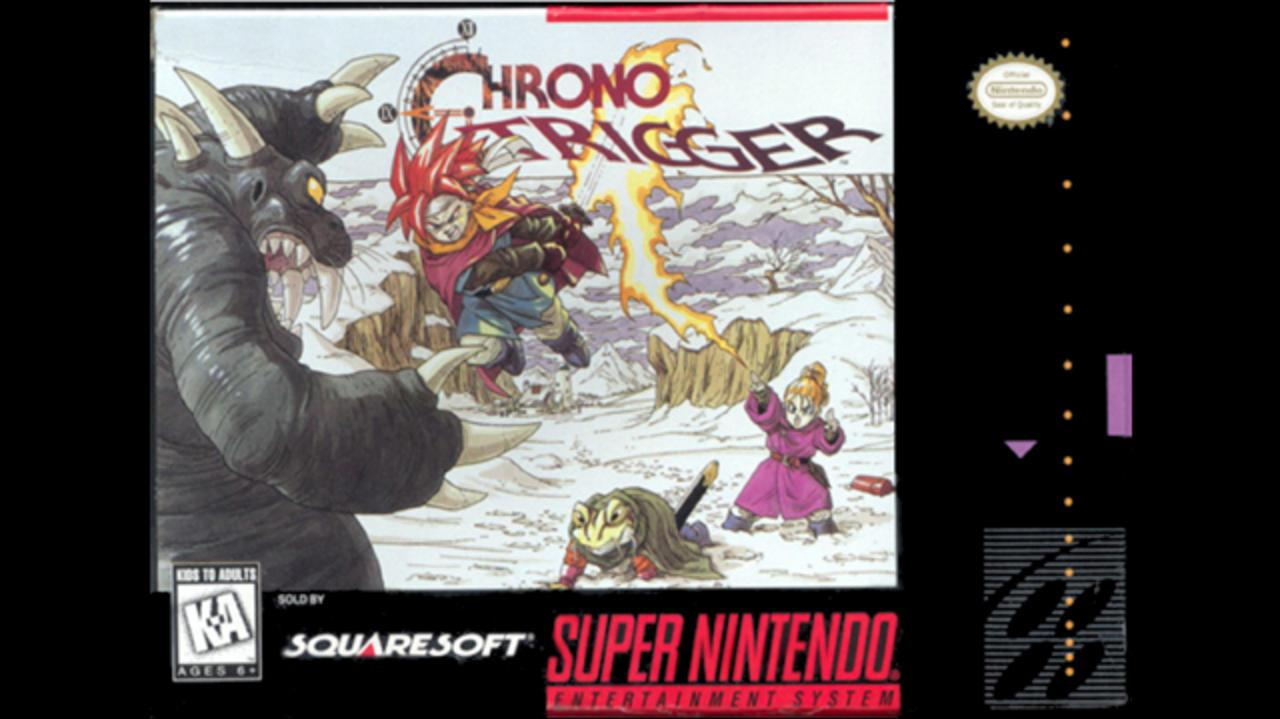Chrono Trigger Awesome Opening Montage