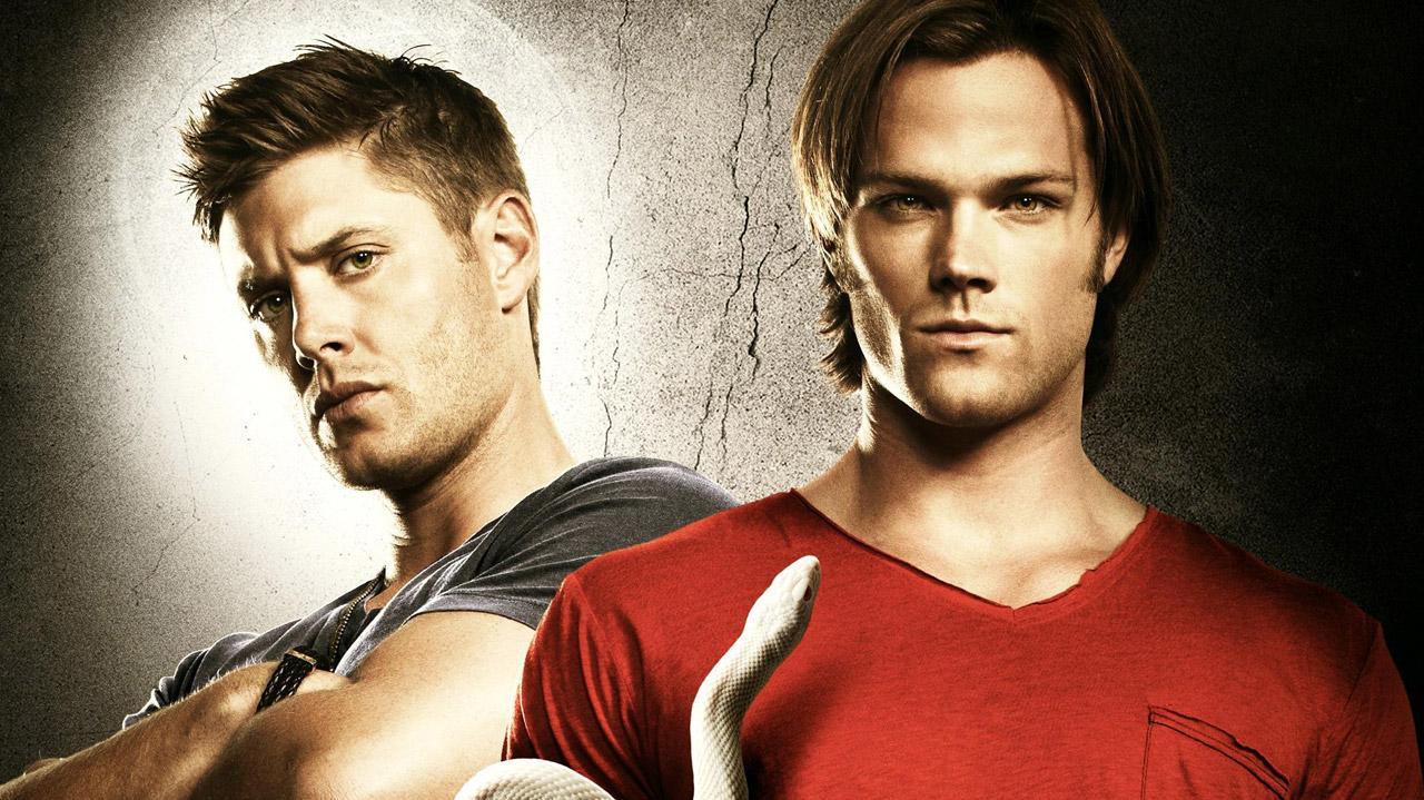 Supernatural - Jeremy Carver and Robert Singer Interviews - Comic-Con 2013