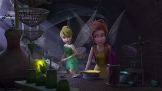 """The Pirate Fairy - """"Experimenting"""" Clip"""