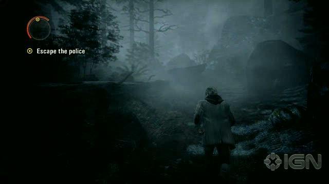 Alan Wake X360 - Walkthrough - Alan Wake - Nightmare Difficulty - Episode 3 - Rose's Trailer