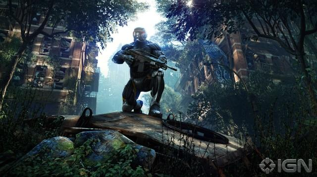 IGN Rewind Theater Crysis 3 Debut Trailer