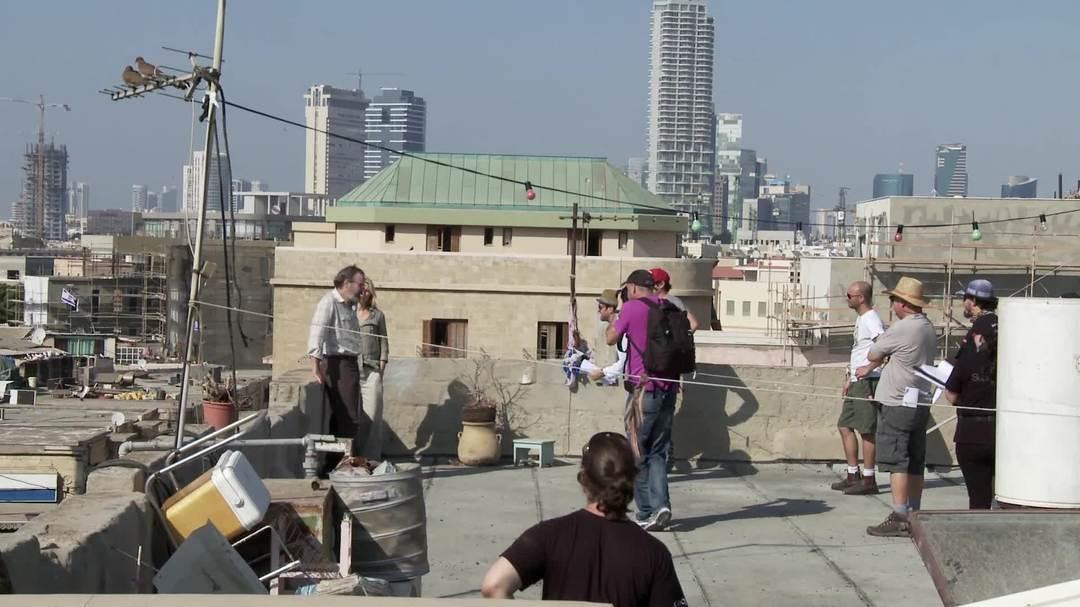 Homeland Exclusive Featurette - Filming in Israel