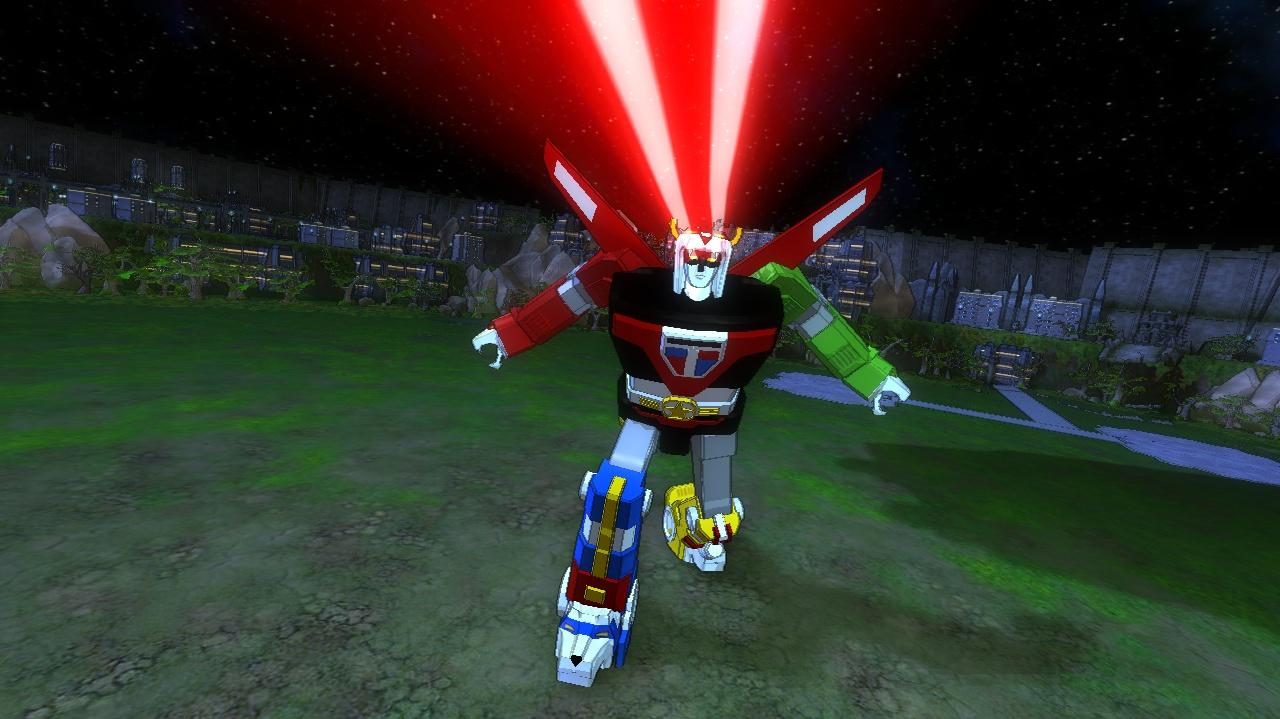 Voltron Defender of the Universe Video Review