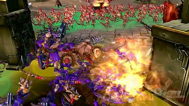 BattleForge PC Games Trailer - Extreme Chaos Trailer