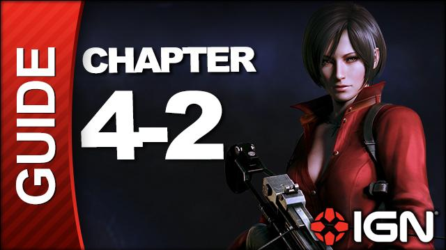 *SPOILERS* Resident Evil 6 Ada Wong Campaign Walkthrough - Chapter 4 pt 2