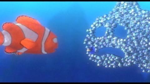 Finding Nemo (2003) - Pre