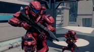 Halo 5 Guardians 'Pegasus' Map Gameplay