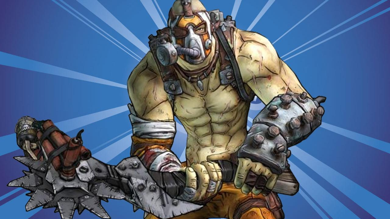 Borderlands 2 - 6 Minutes of Krieg Gameplay - PAX East