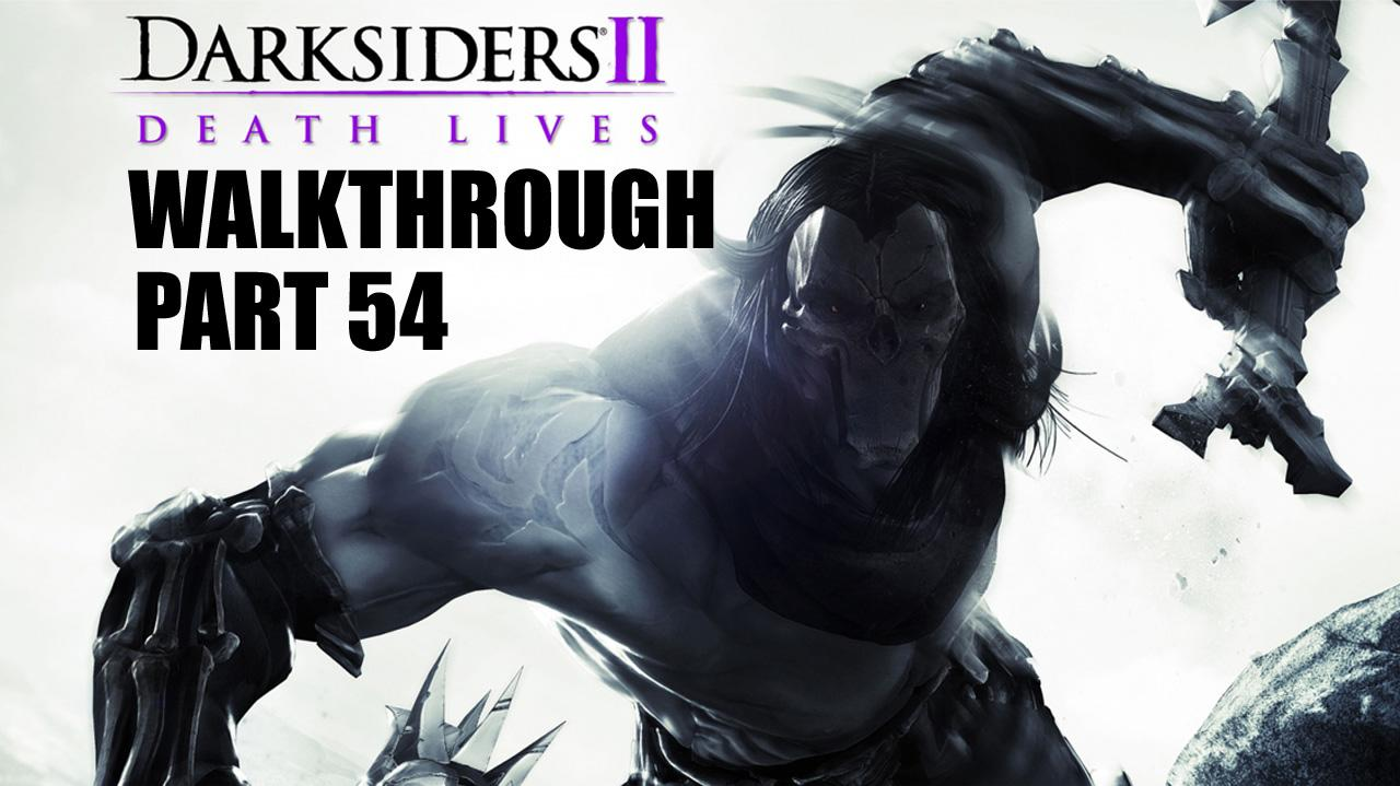 Darksiders II Walkthrough - Credits and End Scene - Part 54