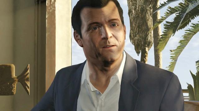 GTA 5 Michael Character Trailer