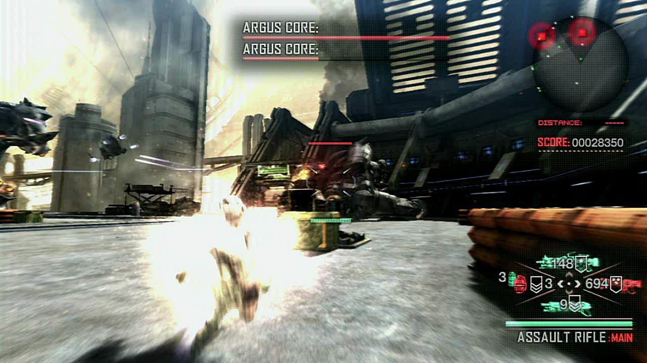 Vanquish Boss Fight (Normal) - Act 2-3 Nightmare - IGN Guides