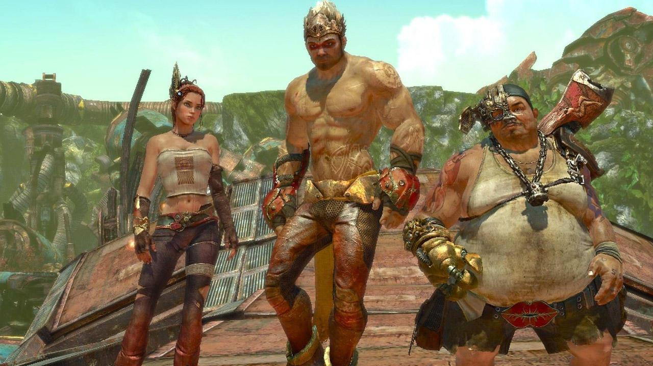 Enslaved Odyssey to the West Video Review