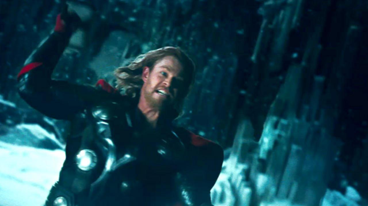 Thor - Super Bowl TV Spot
