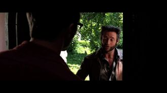 """X-Men Days of Future Past - """"Wolverine Meets Beast"""" Clip"""