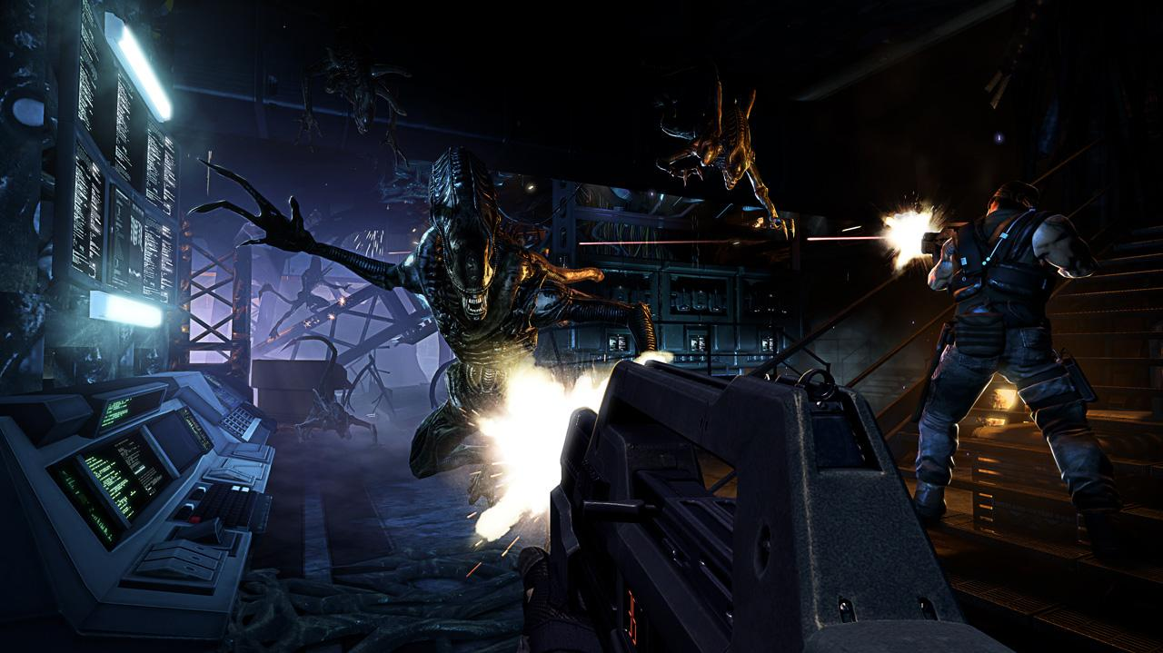 Aliens Colonial Marines Single-Player Preview