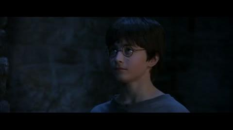 Harry Potter and the Sorcerer's Stone - Hagrid shows up