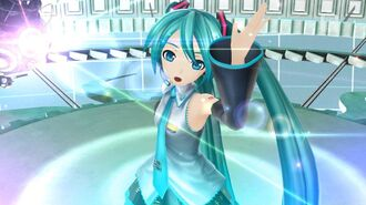 Hatsune Miku Project DIVA f - Launch Trailer