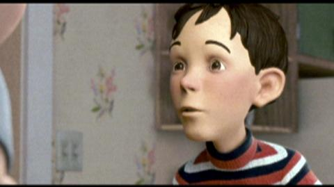 Monster House (2006) - Clip Questions?
