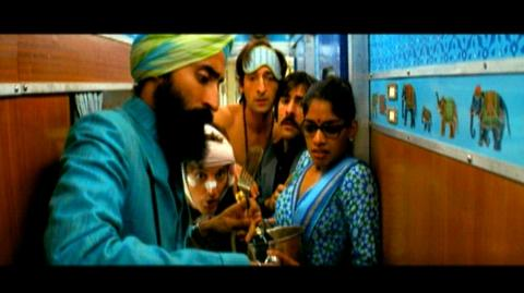 The Darjeeling Limited (2007) - Clip He escaped