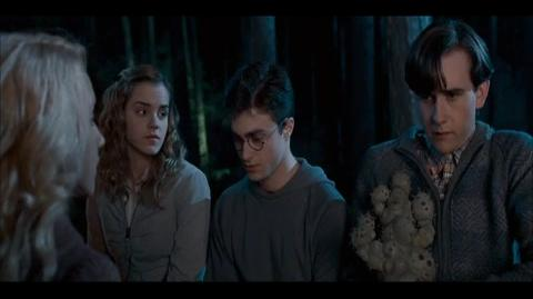 Harry Potter and the Order of the Phoenix - Luna Lovegood
