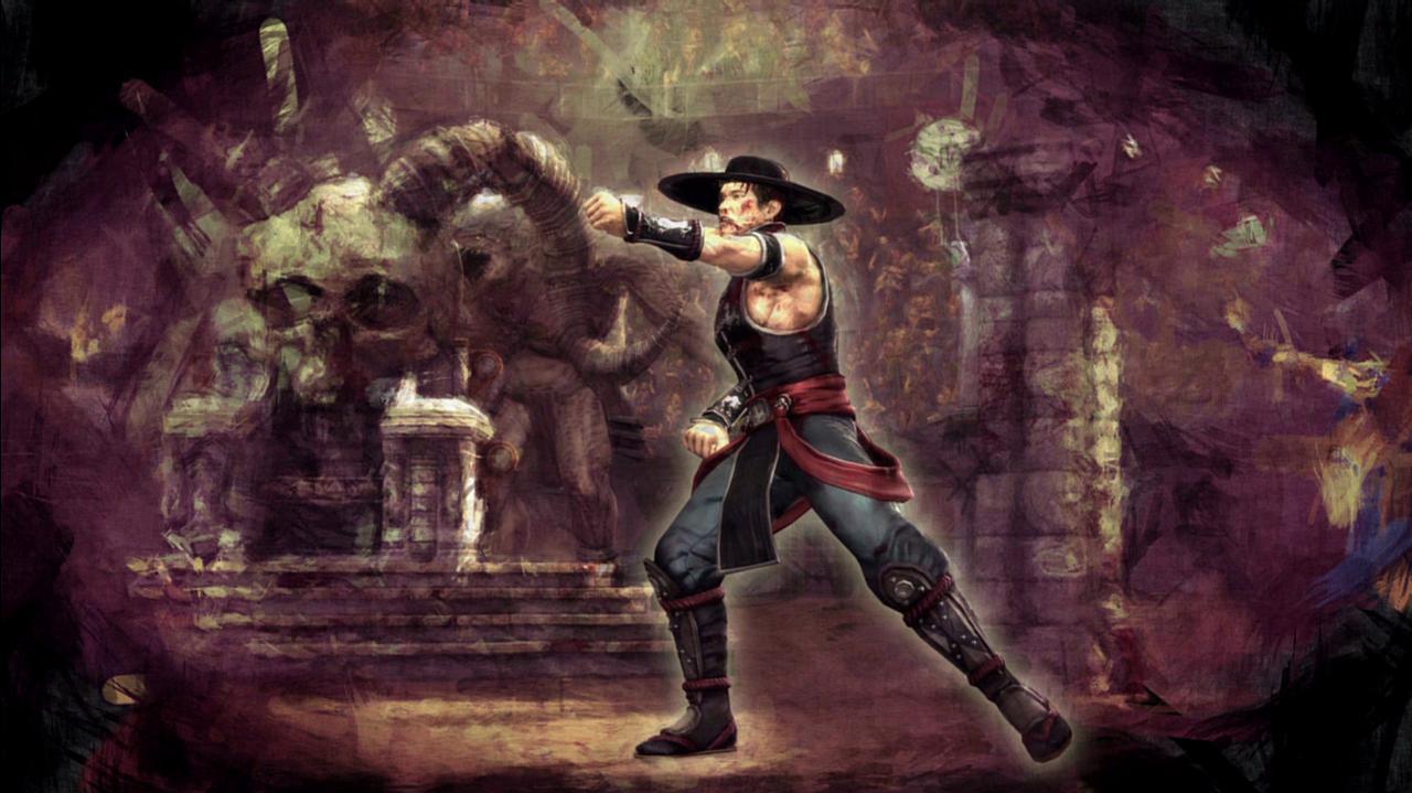 Mortal Kombat Kung Lao Ending