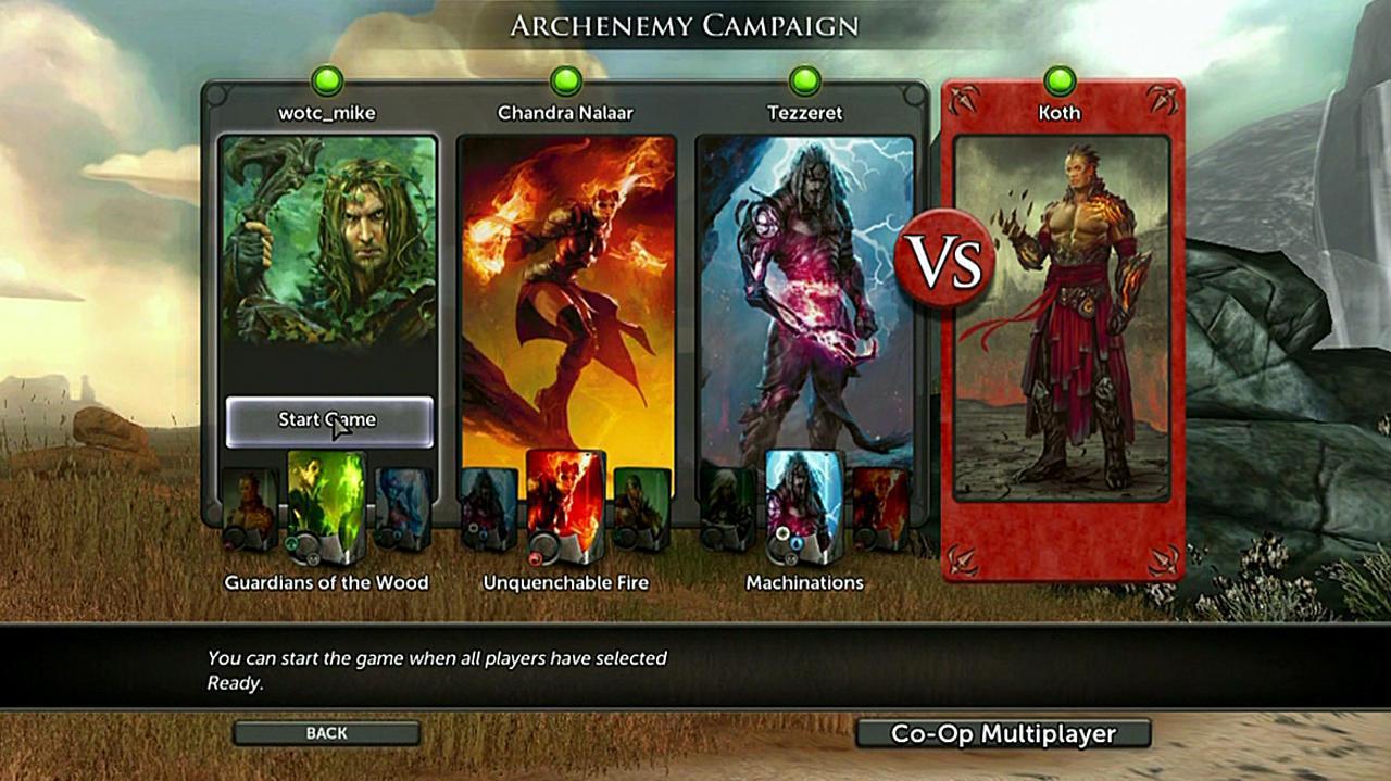 Magic the Gathering Duels 2012 Dev Walkthrough