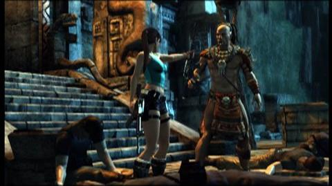 Lara Croft And The Guardian Of Light (VG) (2010) - Video Game Trailer 2