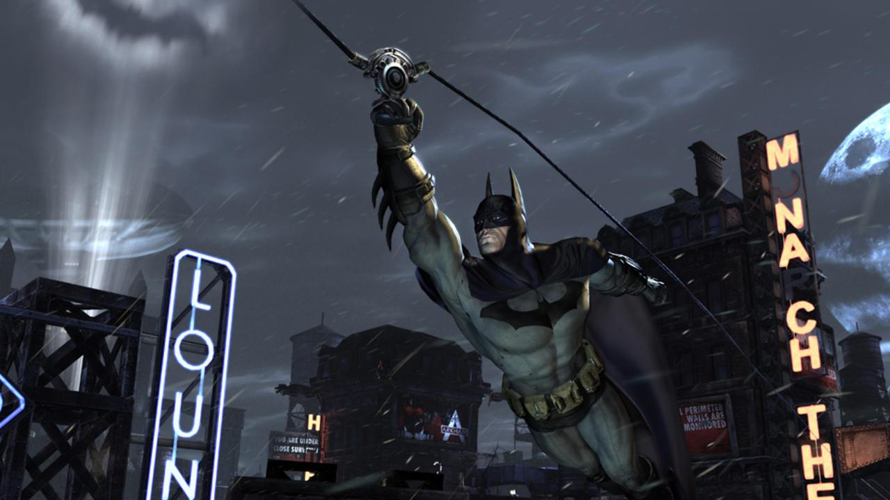 Batman Arkham City Teaser Trailer 2