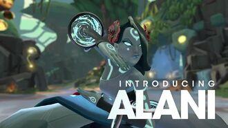 Battleborn Alani - Skills Overview