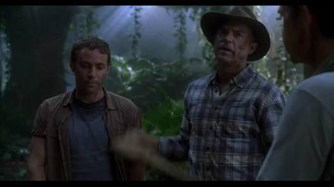 Jurassic Park III - leave camp