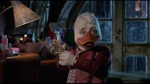 Howard the Duck - Howard's story