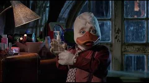 Howard the Duck - Howard's story