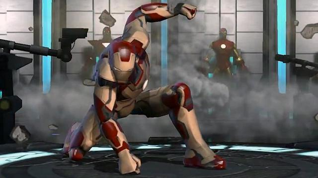 Marvel Heroes Invincible Iron Man Trailer