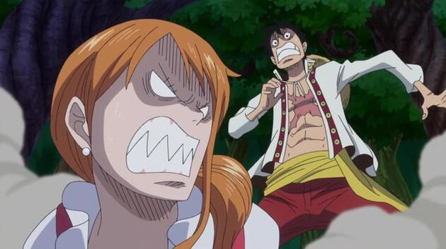 File One Piece - Episode 796 - The Land of Souls! Mom's Fatal Ability!