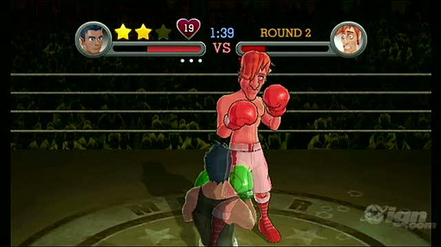 Punch-Out!! Nintendo Wii Gameplay - Punch-Out!! GDC Trailer